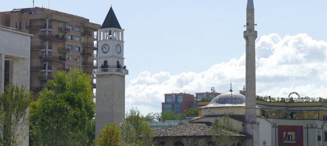 Tirana lankytinos vietos