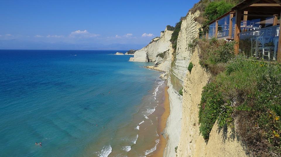 Korfu lankytinos vietos