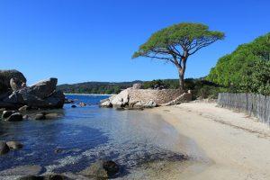 Korsika lankytinos vietos