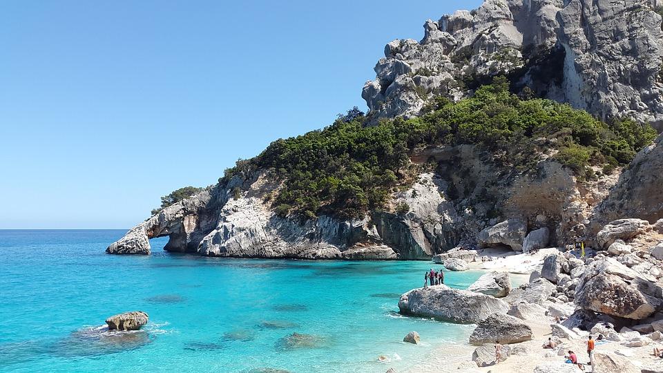 Sardinija lankytinos vietos
