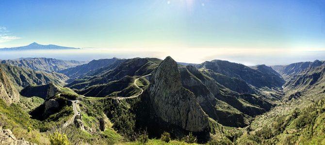 La Gomera – lankytinos vietos