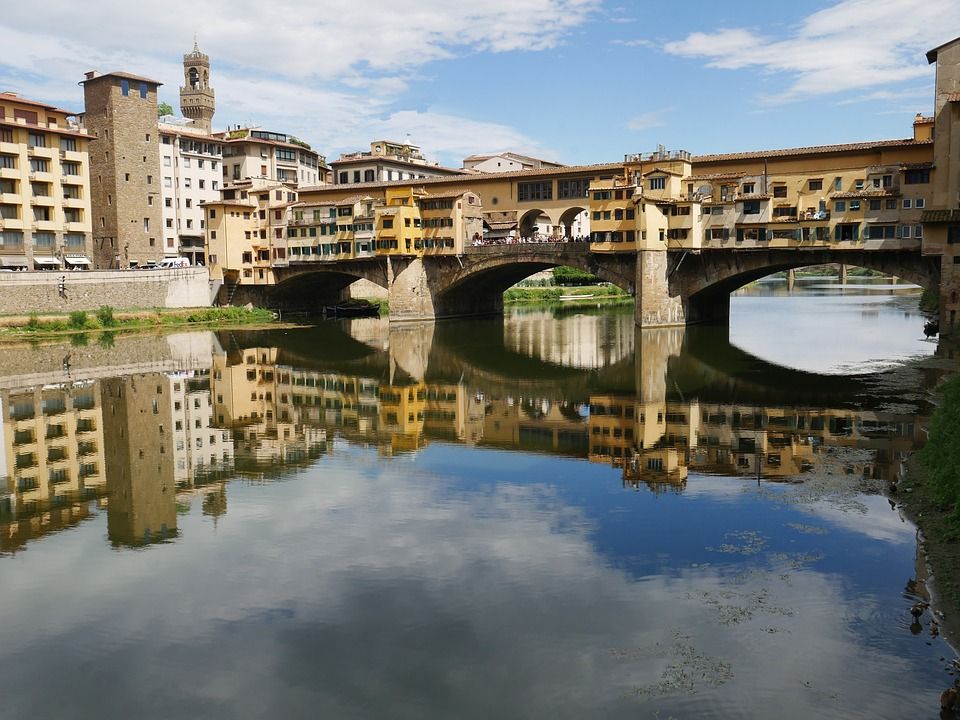 Ponte Vecchio tiltas