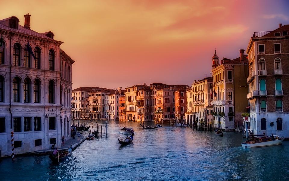 Venecija lankytinos vietos