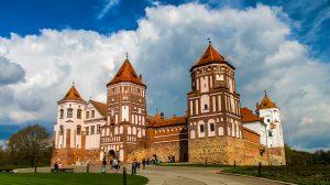 Baltarusija - lankytinos vietos