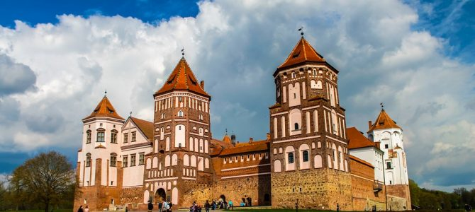 Baltarusija – lankytinos vietos