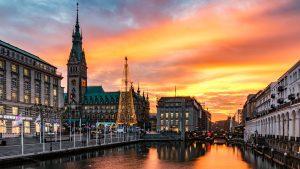 Hamburgas lankytinos vietos