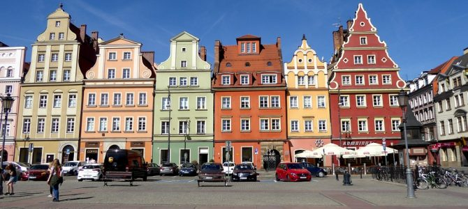 Vroclavas – TOP lankytinos vietos