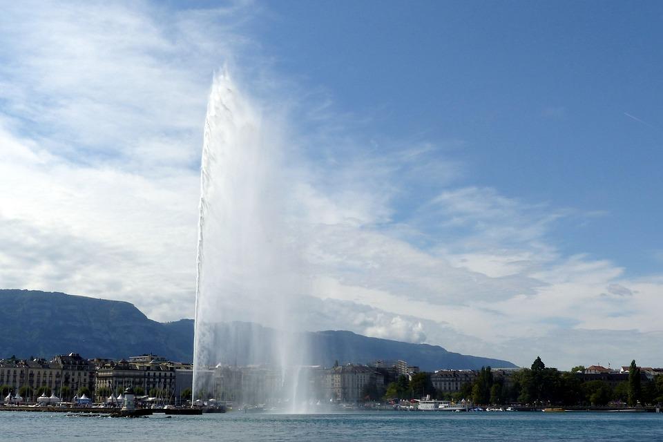 Ženeva lankytinos vietos