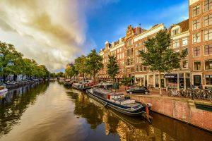 Amsterdamas lankytinos vietos