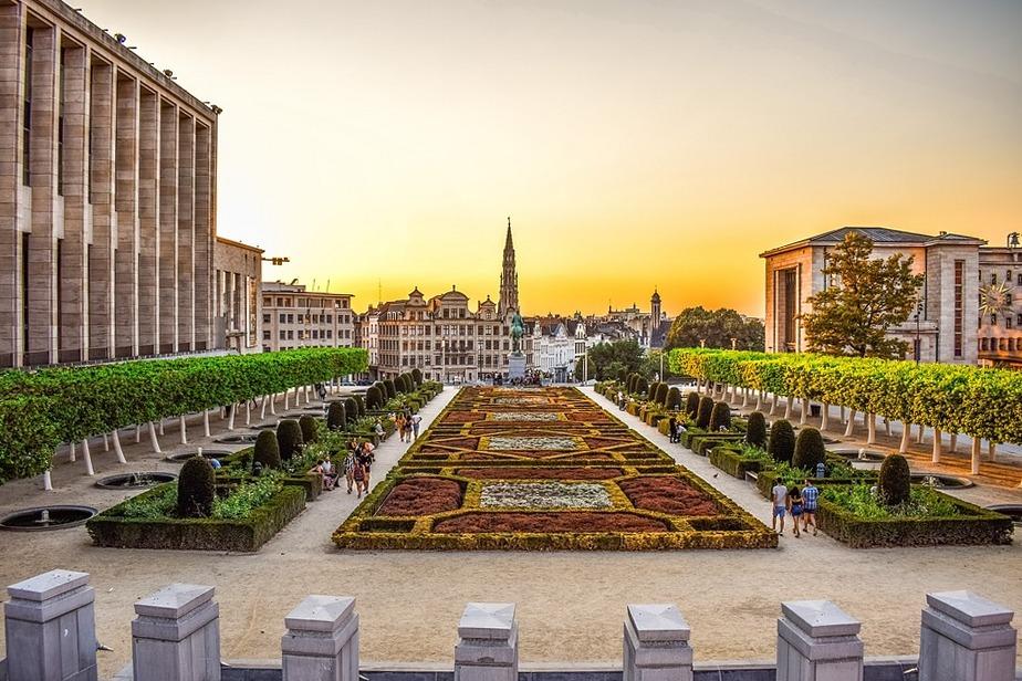 Briuselis lankytinos vietos