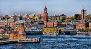 Danija lankytinos vietos