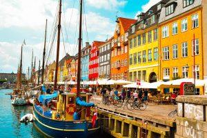Kopenhaga lankytinos vietos