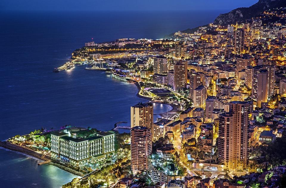 Monakas lankytinos vietos