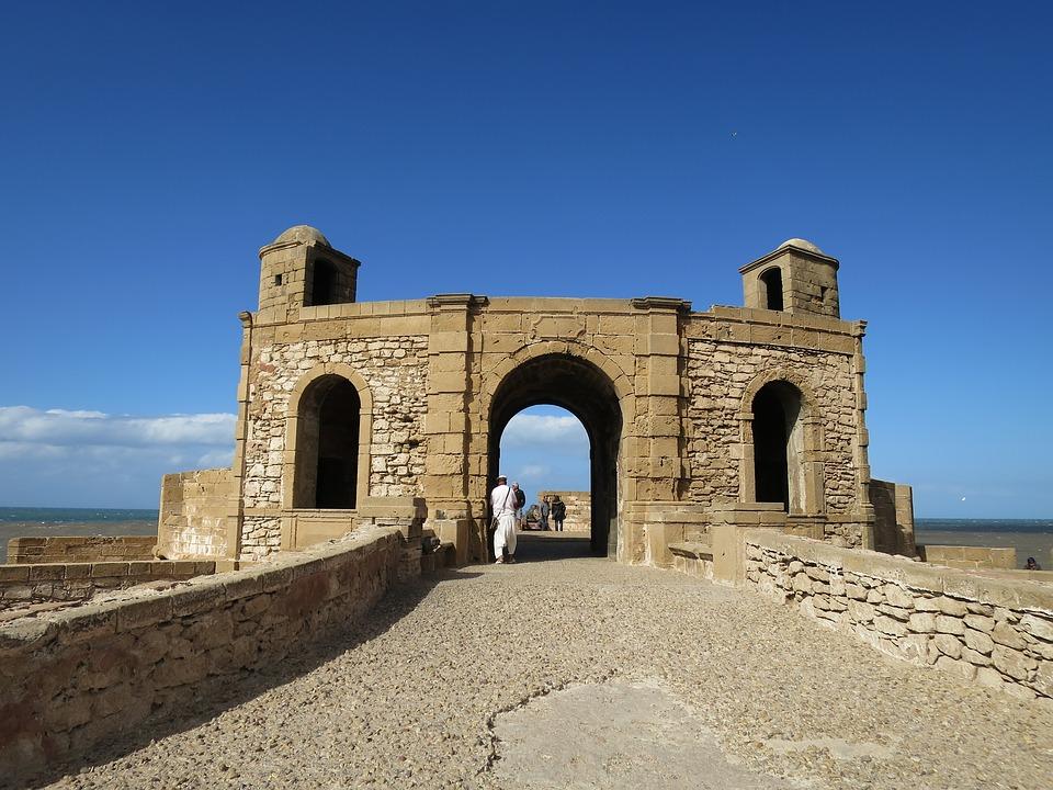 Essaouira lankytinos vietos