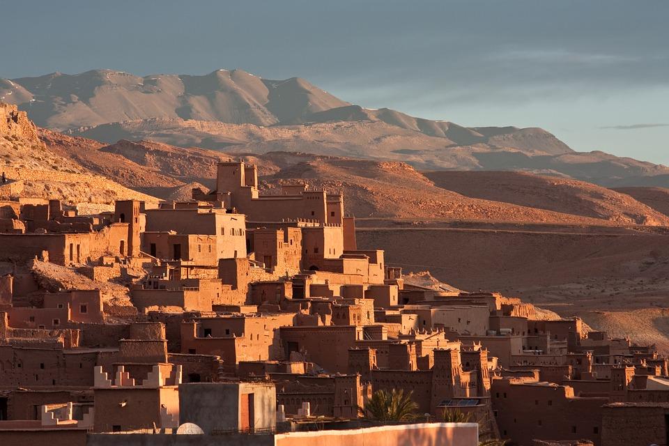 Marokas lankytinos vietos