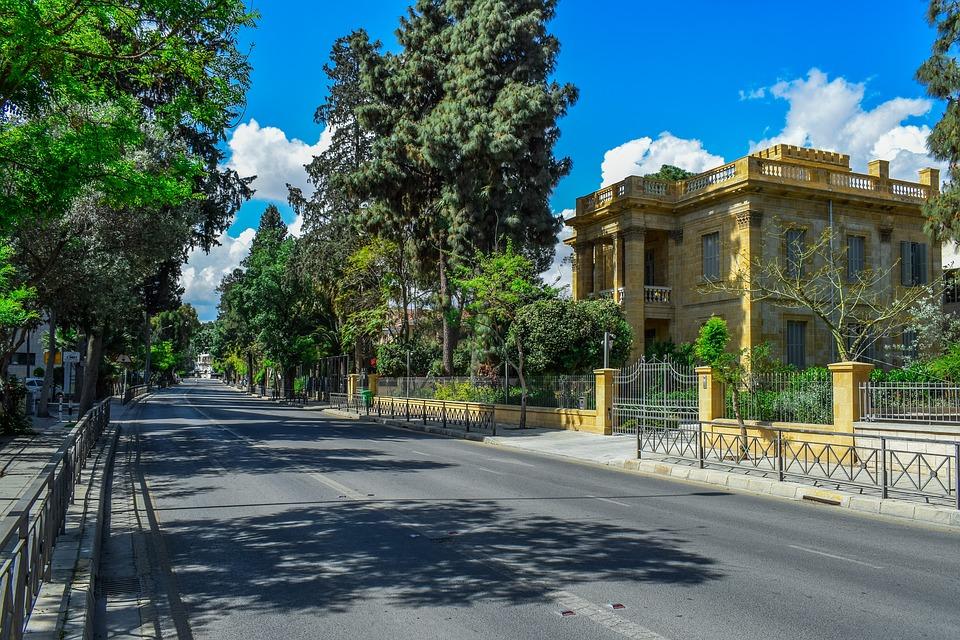Nikosija lankytinos vietos