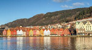Bergenas lankytinos vietos