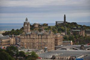 Edinburgas lankytinos vietos