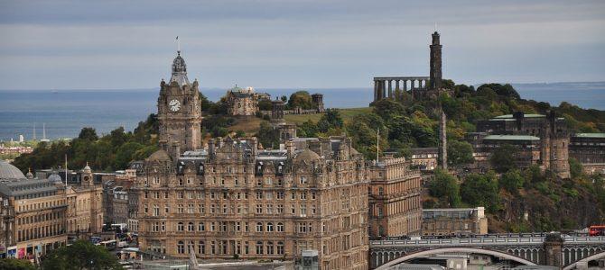 Edinburgas – populiariausios lankytinos vietos