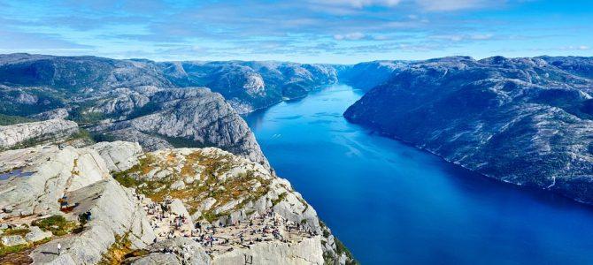 Norvegija – įdomiausios lankytinos vietos