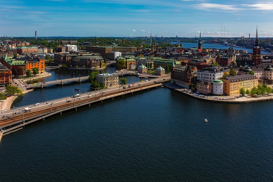 Stokholmas lankytinos vietos
