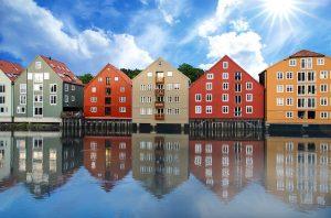 Trondheimas lankytinos vietos
