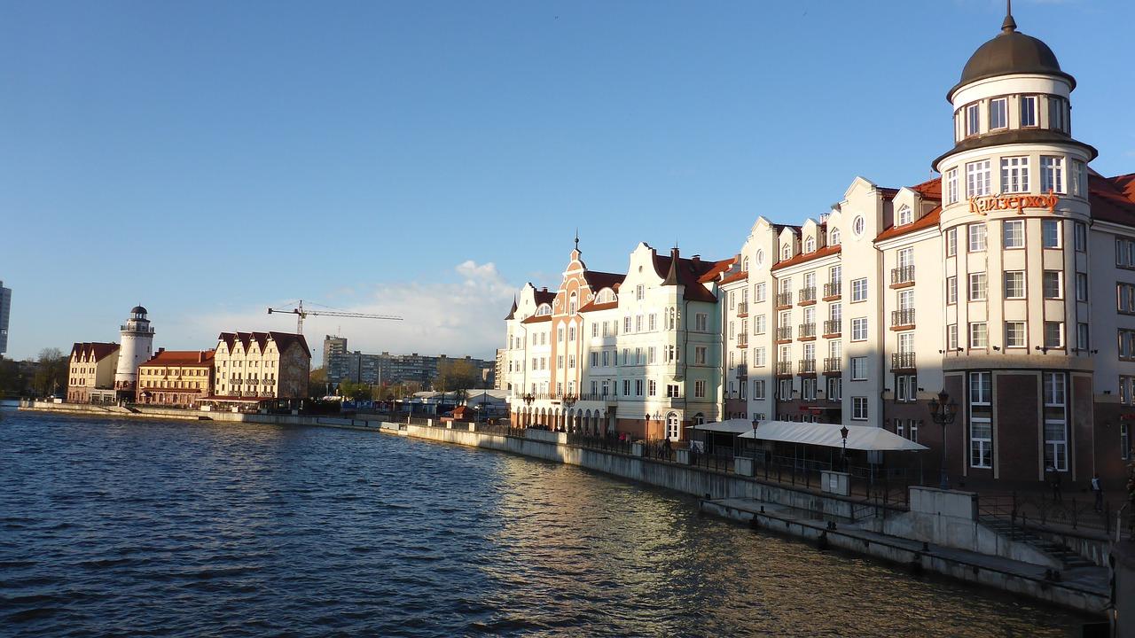 Kaliningradas lankytinos vietos