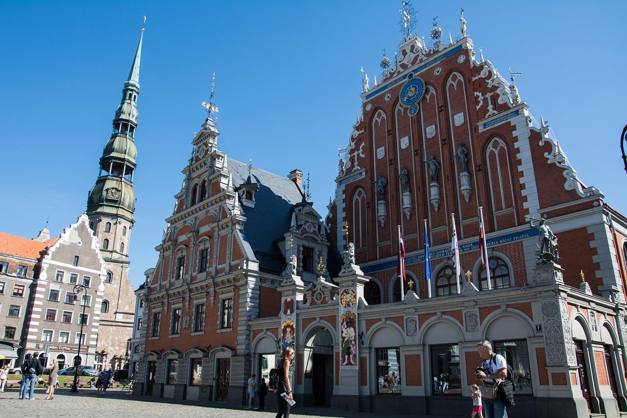 Latvija lankytinos vietos