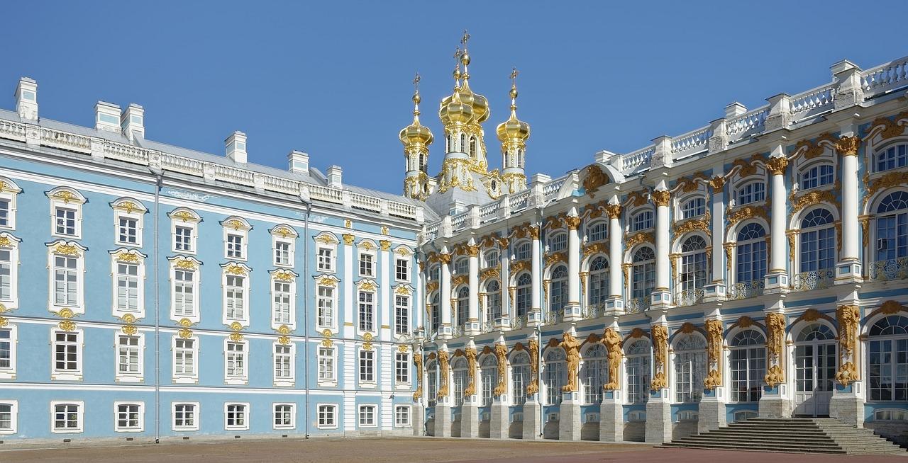 Sankt Peterburgas lankytinos vietos
