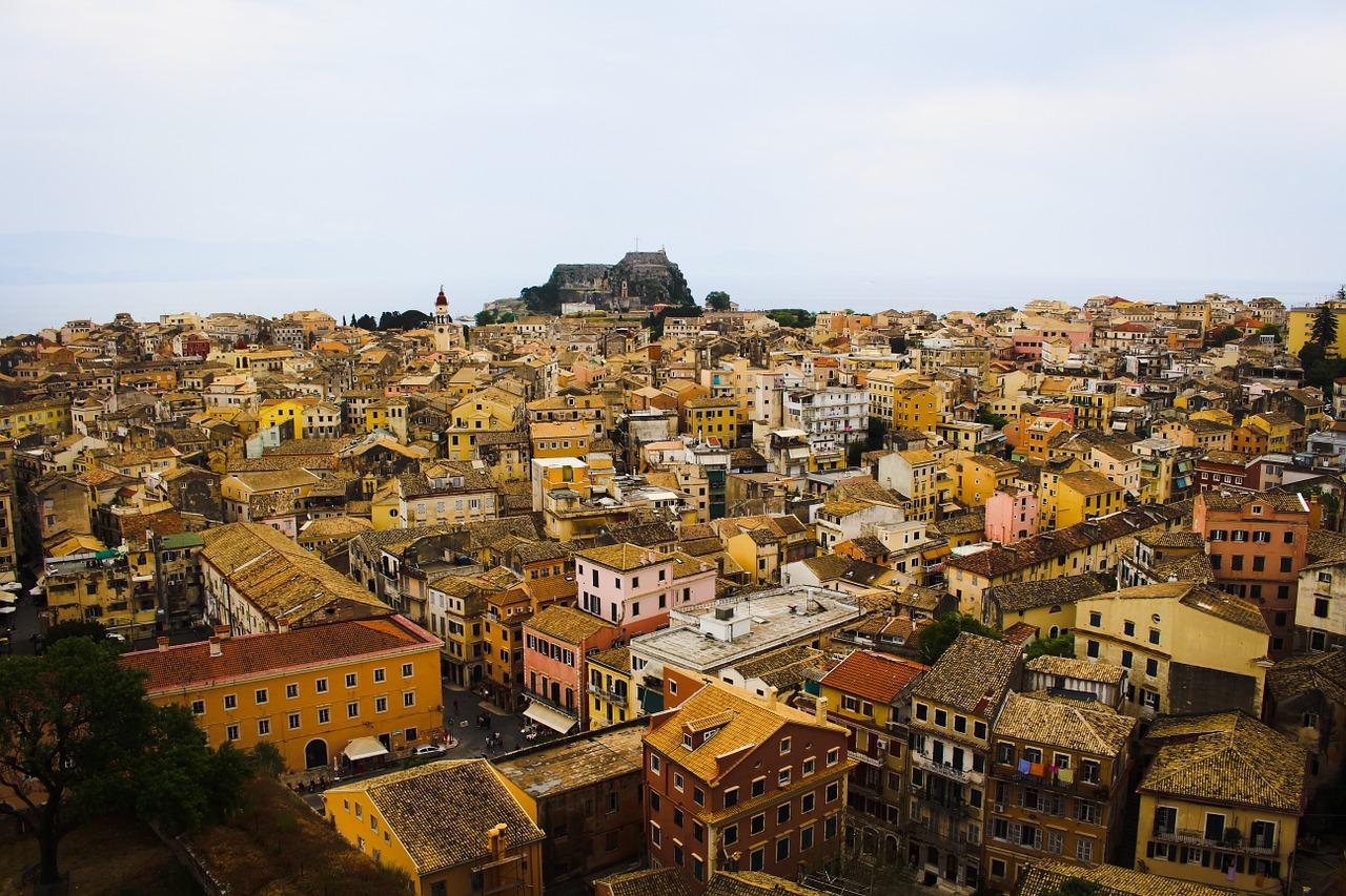 Ką pamatyti Korfu
