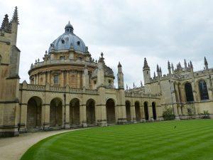 Oksfordas lankytinos vietos