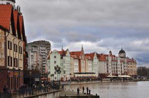 Viešbučiai Kaliningrade