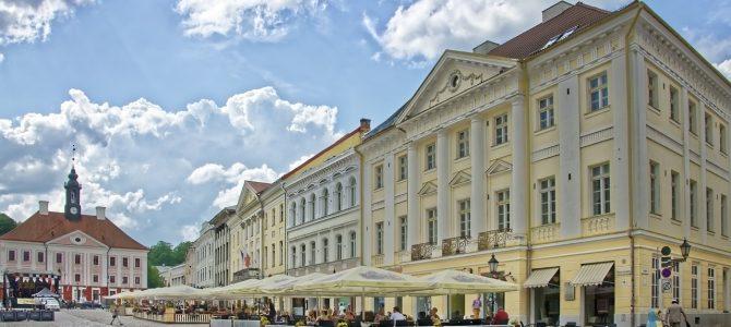 Viešbučiai Tartu