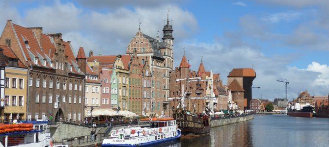Viešbučiai Gdanske