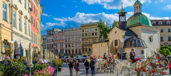 Viešbučiai Krokuvoje