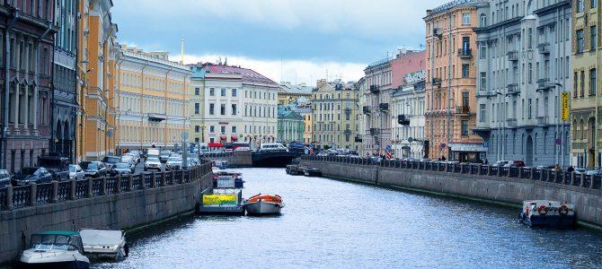 Viešbučiai Sankt Peterburge