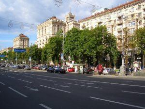 Viešbučiai Kijeve