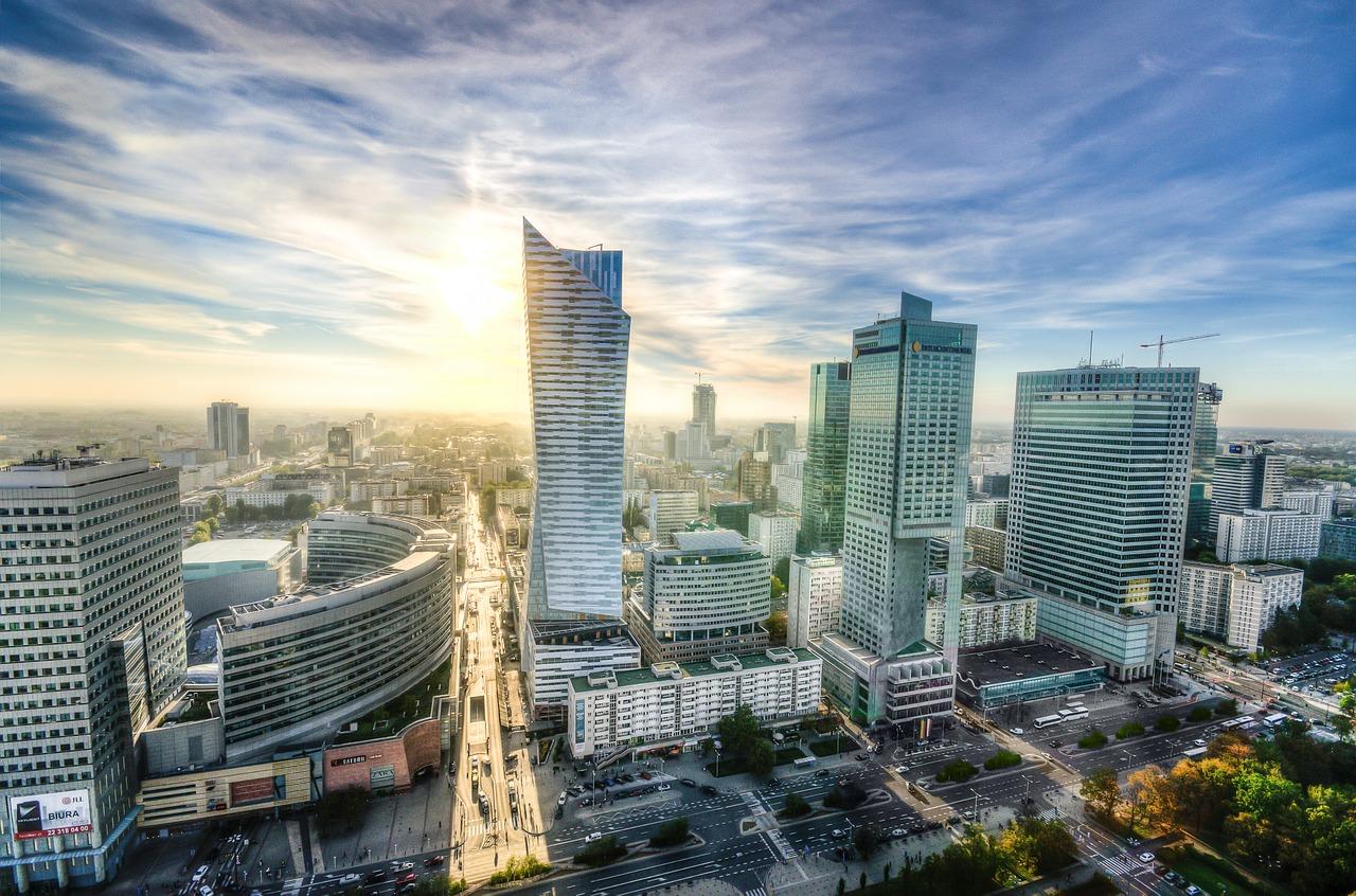 Viešbučiai Varšuvoje