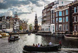 Viešbučiai Amsterdame