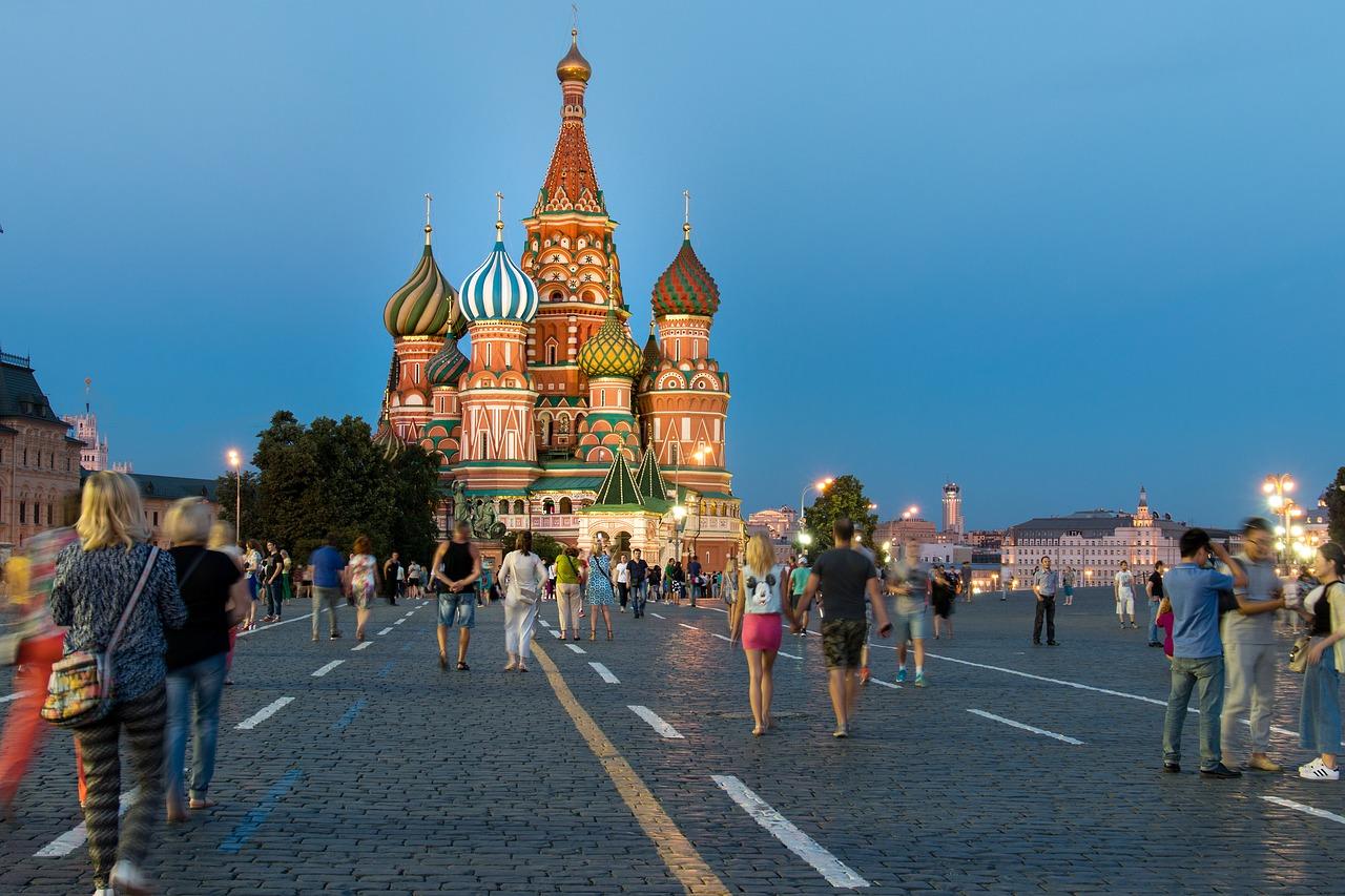 Viešbučiai Maskvoje