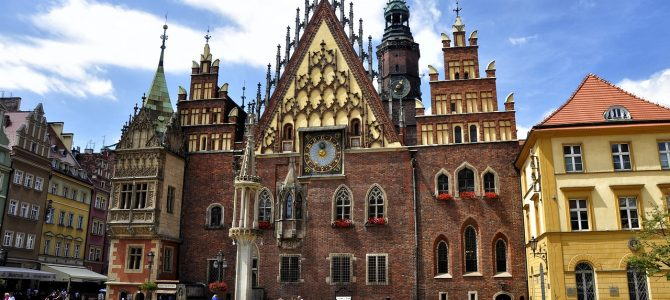 Viešbučiai Vroclave