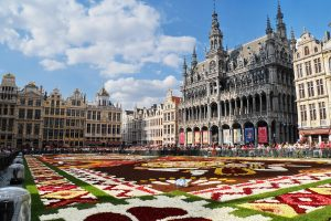 Viešbučiai Briuselyje
