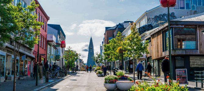 Reikjavikas lankytinos vietos