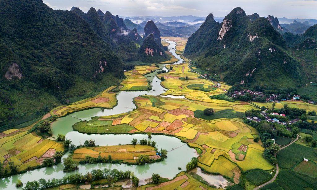 Vietnamas lankytinos vietos